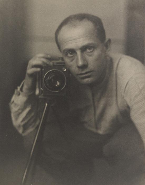 Пол Ситроен. Автопортрет. 1930 год./Фото: moma.org