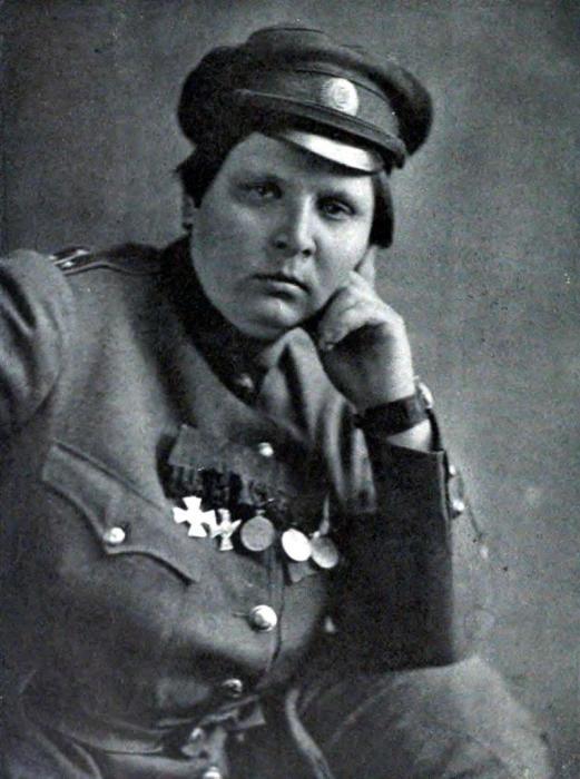 Мария Бочкарева.