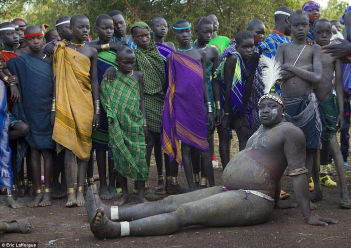 Мужчина, о котором мечтает всё племя.