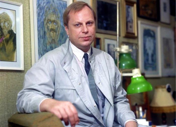 Юрий Богатырёв - блистательный актёр и удивительный человек.