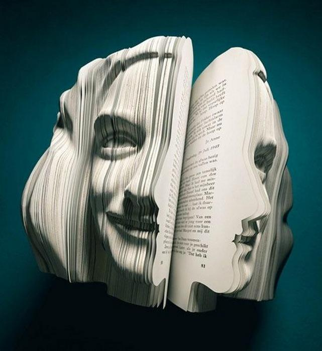Объемные книги Gerschreven Portretten