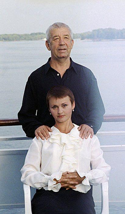 Борислав и Екатерина Брондуковы. / Фото: www.kpcdn.net