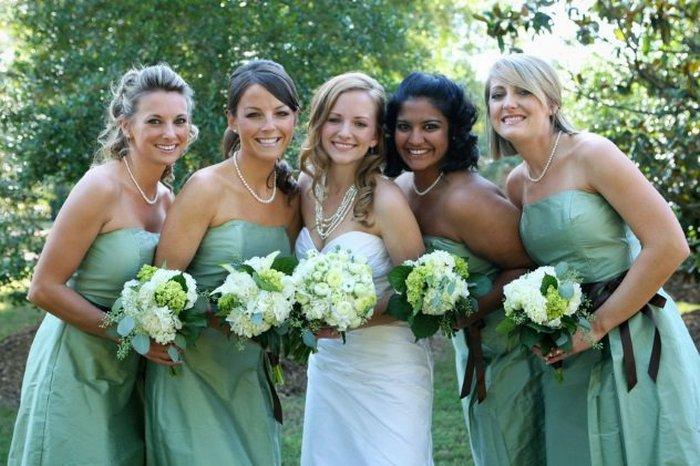Подружки невесты как защита брачного союза.