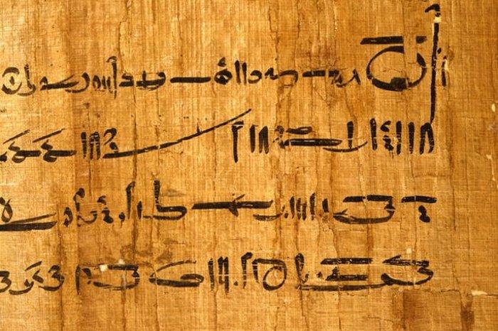 Брачные договоры в Древнем Египте.