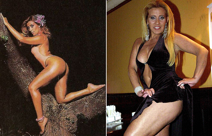 Рита Кадиллак - секс-символ Бразилии.