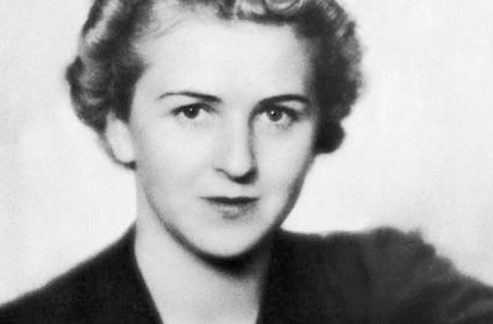 Адольф Гитлер - единственная любовь Евы Браун.