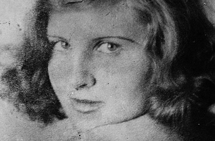 Ева Браун - дама Гитлера, страдающая от измен.