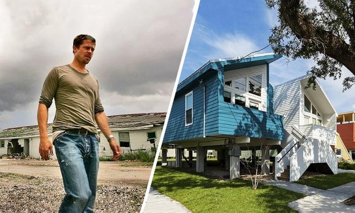 Ураган «Катрин» и Бред Питт.