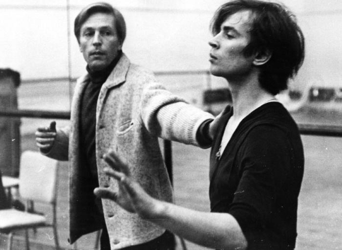Рудольф Нуреев и Эрик Брун: странности любви на фоне балетных па.