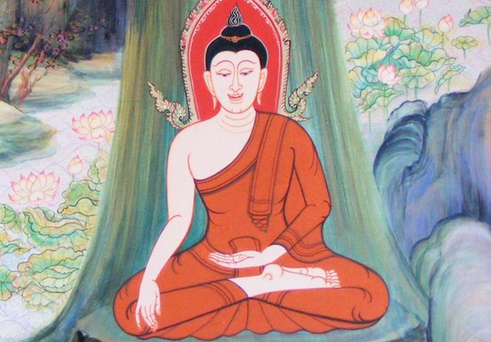 Будда не считал себя основателем новой религии.