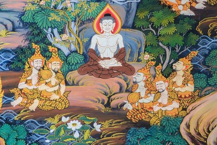 Буддизм как религия.
