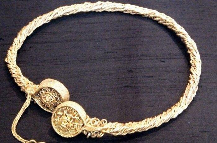 Стерлингские ожерелье.