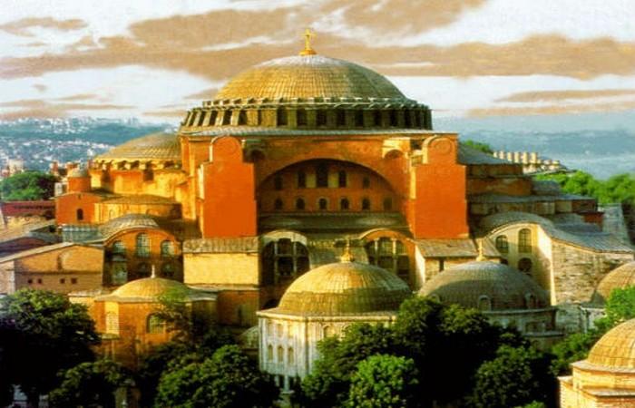 Византия при императоре Юстиниане.