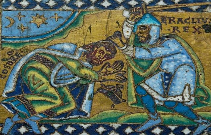 Византия при императоре Иракли I.