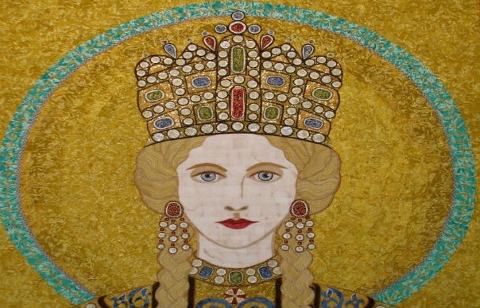 Византия при императрице Ирине Афинской.