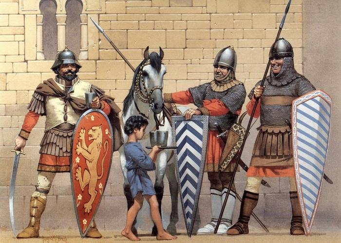 Византия - щит Запада.