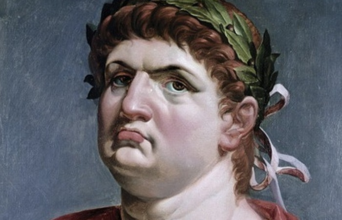 Император Рима Нерон.