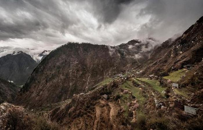 Фермеры выращивают коноплю высоко в горах, чтобы избежать полицейских рейдов.