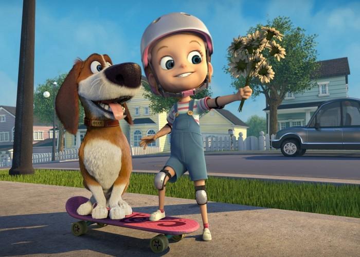 Кадр из мультфильма «Ozzy»./ Фото: kinonews.ru