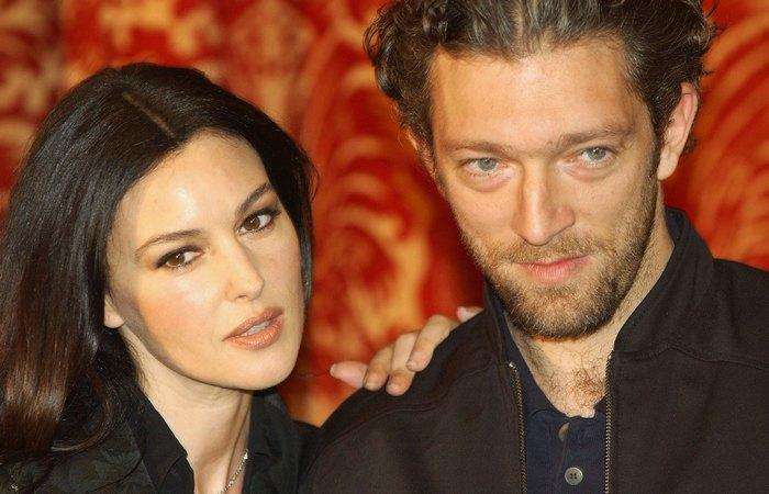 Моника Белуччи и Венсан Кассель . / Фото: cipfashion.com