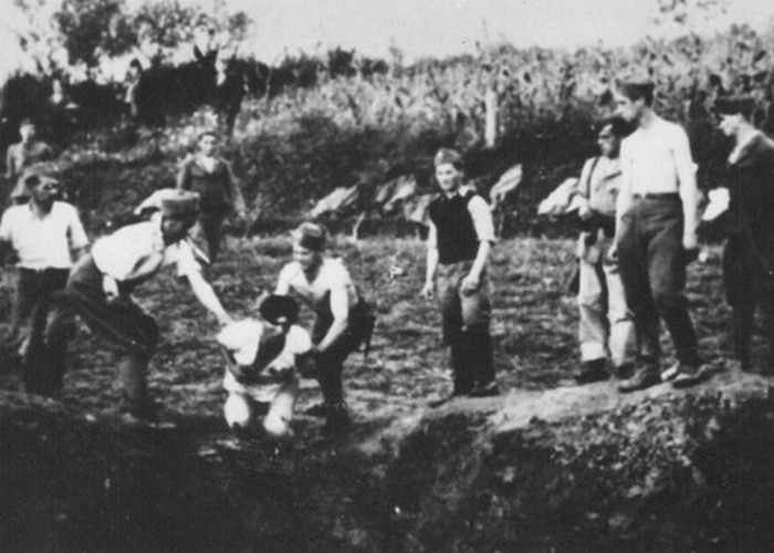 Хорватский Холокост.