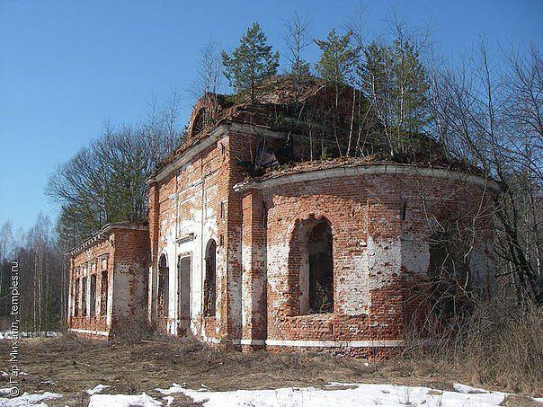 Никольская церковь в Лыткарино Московской области.