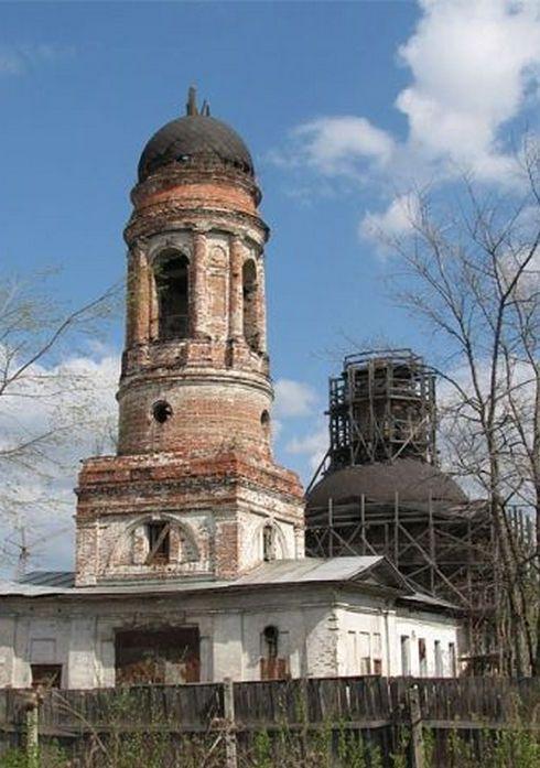 Церковь Антипия Пергамского (Вологда).