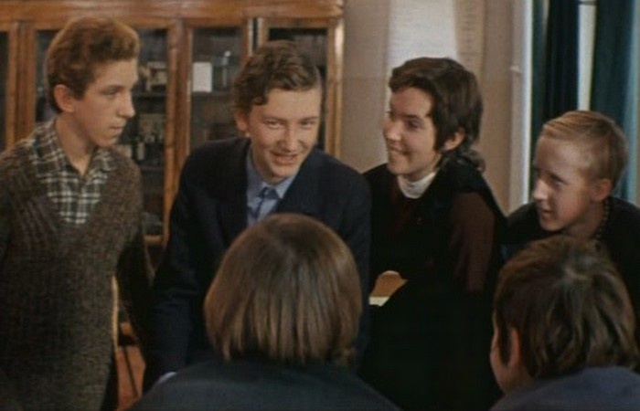 Кадр из фильма «Точка, точка, запятая...»./фото: videocatalog.ru