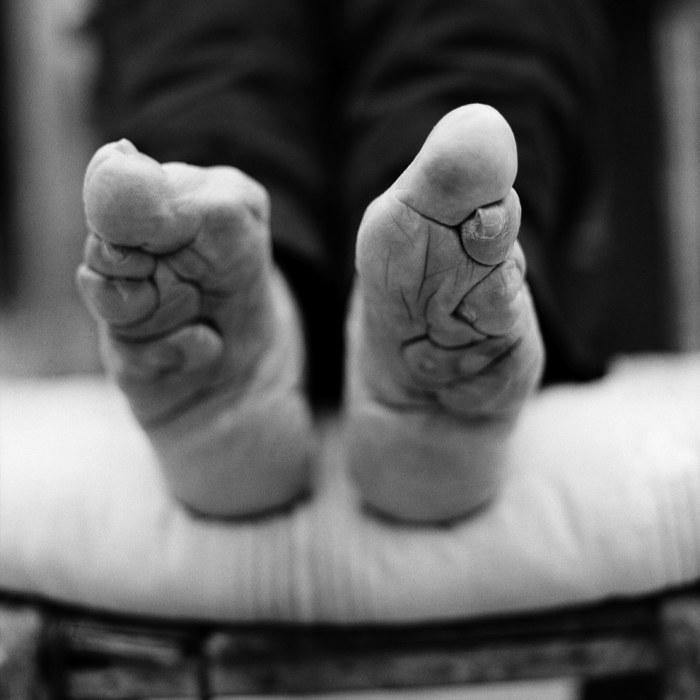 Лотосовая ножка - мечта китайских аристократов.