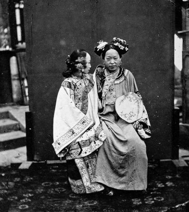 Маньчжурская невеста.