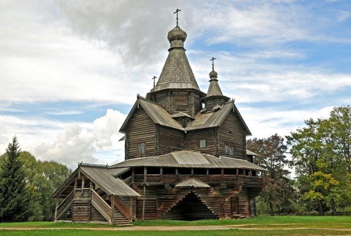 Церковь Рождества Пресвятой Богородицы, с. Передки
