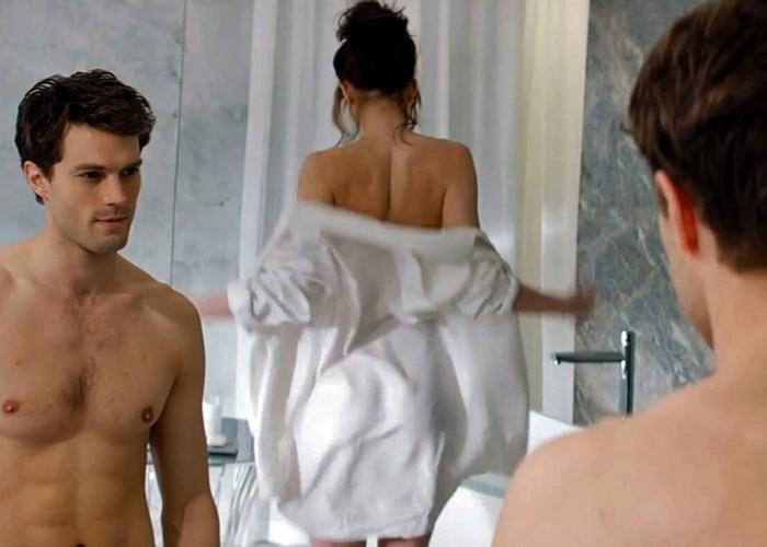 Кадр из фильма «50 оттенков серого»./ Фото: 24-kino.ru