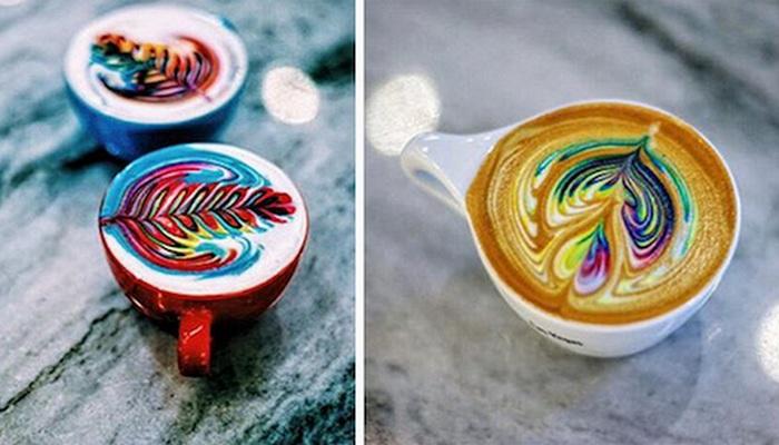 «Кофейный» художник Мейсон Солсбери.