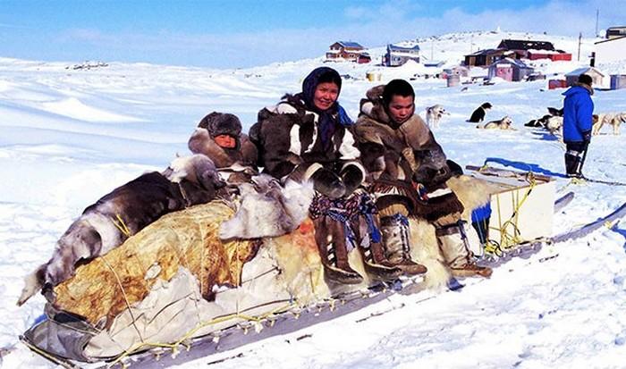 Высылка на вечное поселение.  фото: list25.com