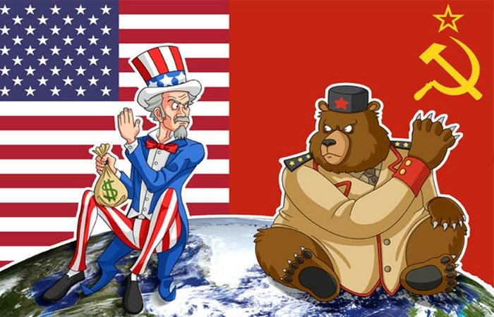 US, SU - ничего общего, кроме планеты. фото: denis-borisov.com
