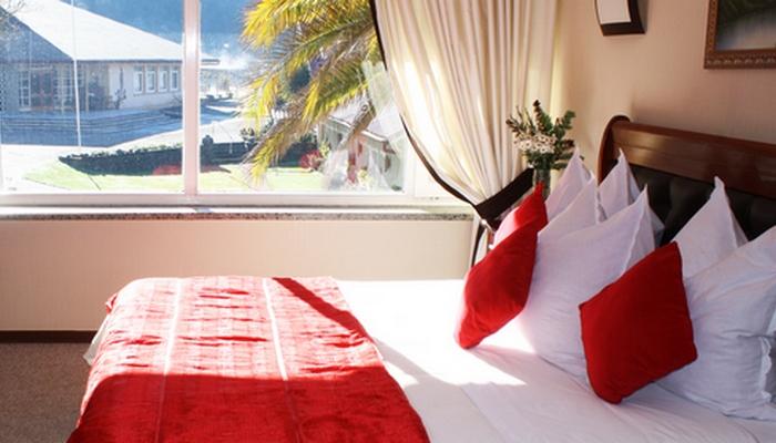 Спальня для туристов.