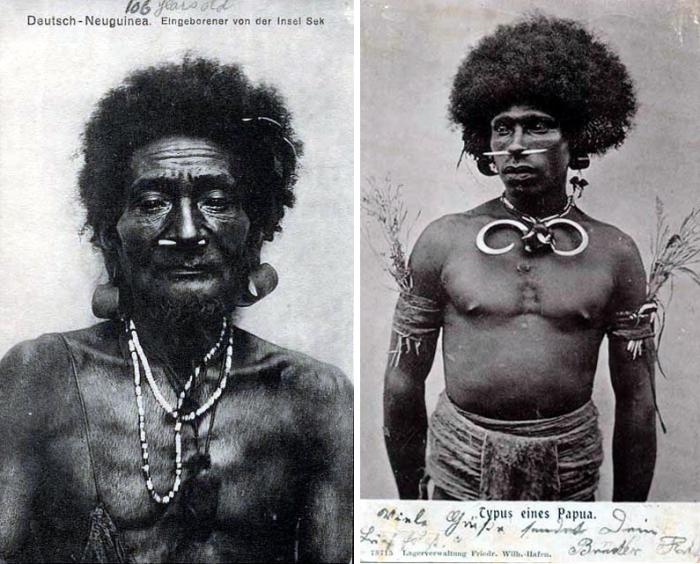 Папуа-Новая Гвинея.
