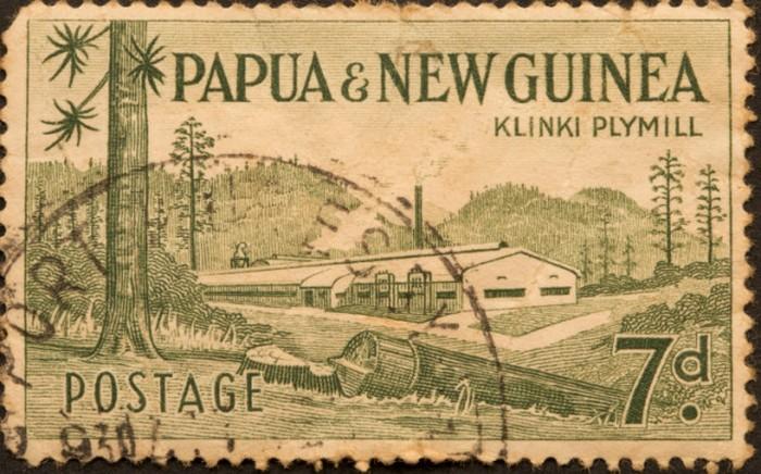 Папуа - Новая Гвинея.