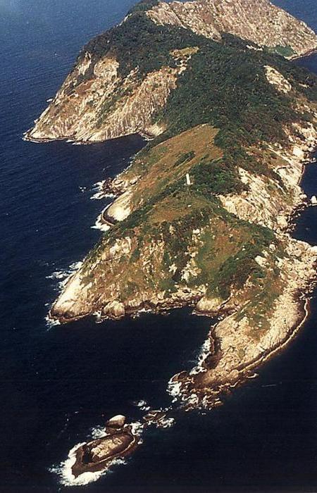 Змеиный остров, Бразилия.
