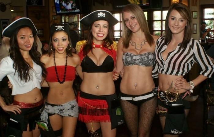 Пиратская неделя.