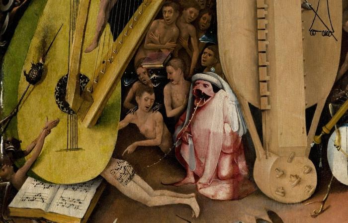 Увлекательные секреты, спрятанные в произведениях искусства великих мастеров прошлого.
