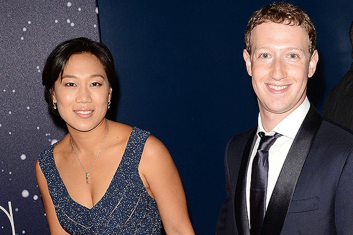 Марк Цукерберг и Присцилла Чан. / Фото: www.intouchweekly.com