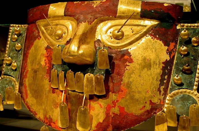 Забыые культуры древних цивилизаций.