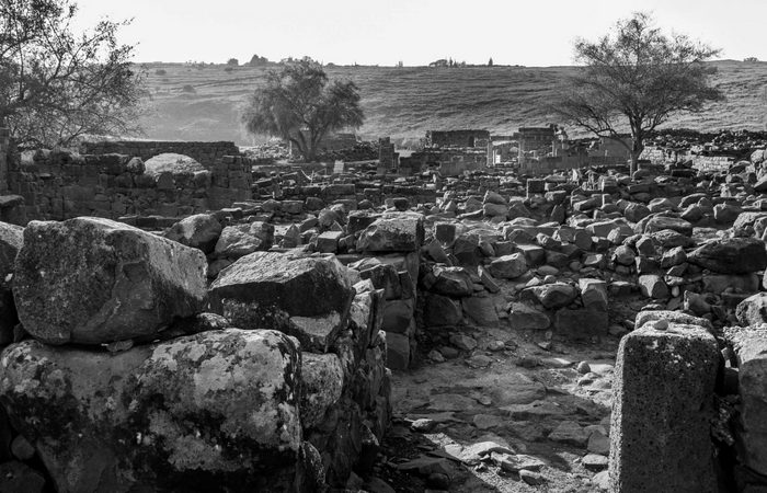 Коразим сегодня.../фото: israel-in-photos.com