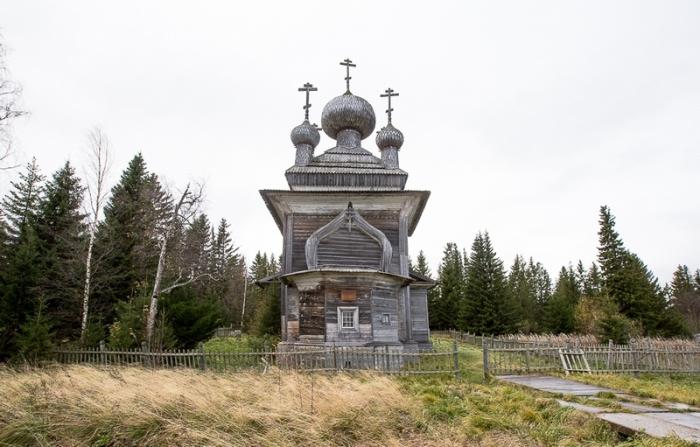 Церковь Святого Петра и Павла.
