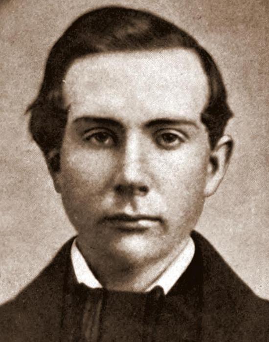 Дэвид Рокфеллер в юности. / фото: imgarcade.com