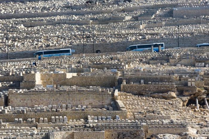 Древний город Давида.