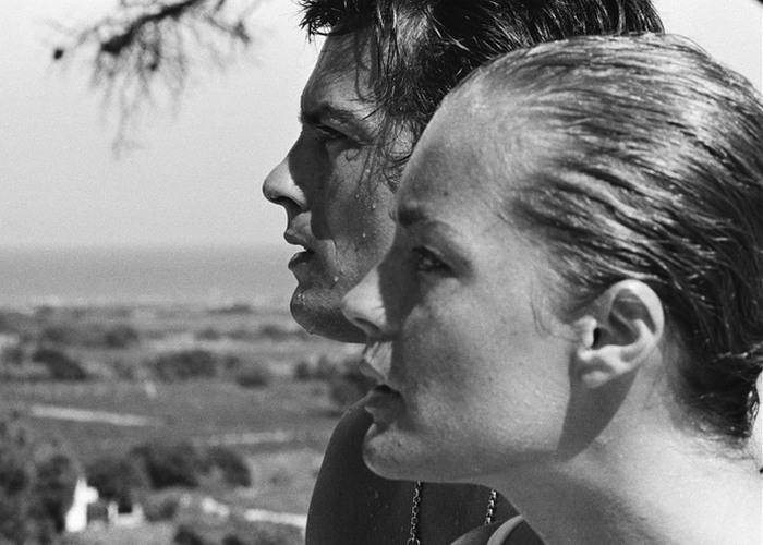Ален Делон и Роми Шнайдер: роман, который должен стать идеальным. / Фото: silvervelvetsky.com