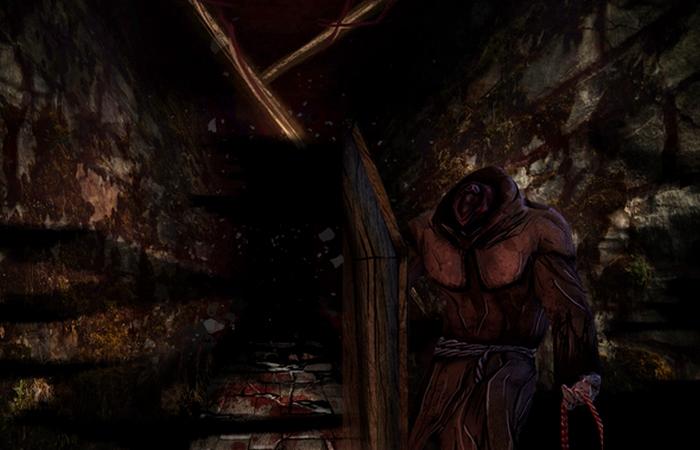 Странный демон Пугот.