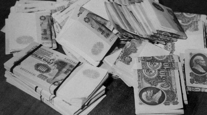 5 дерзких ограблений, которые произошли в СССР.